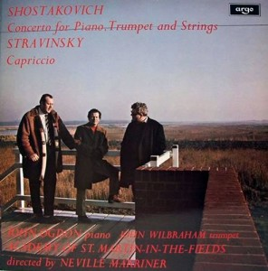 1968: LP with Neville Marriner & John Ogdon